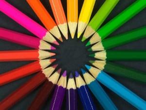 ¿Qué es la psicología del color?