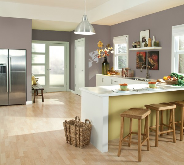El color de Sherwin Williams para el año 2017: Poised Taupe ...