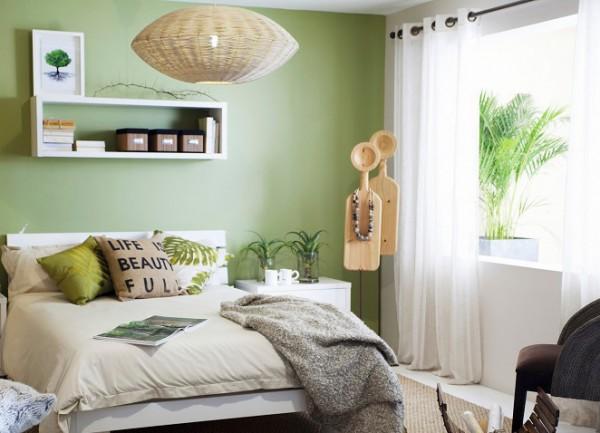 C mo pintar una habitaci n peque a para que parezca m s - De que color pintar una habitacion ...