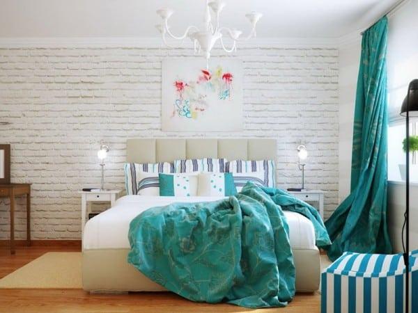 C mo elegir y combinar el color de las cortinas for Ganchos para cortinas de madera