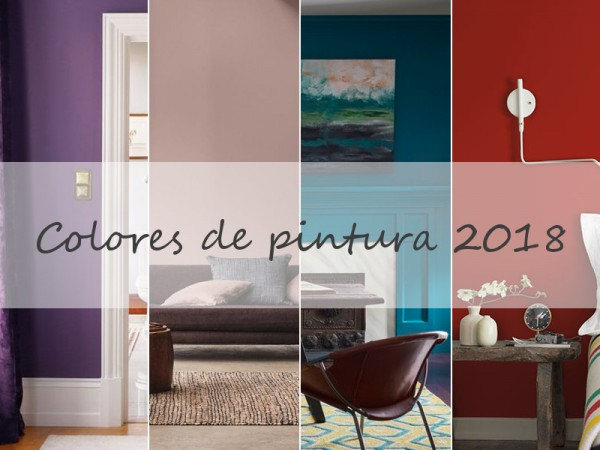 Sugerencias de colores para el 2018 for Pintura color wengue para muebles