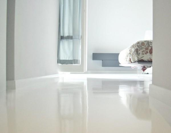 Porcelanato l quido o pavimento de resina epoxi para for Porcelanato color marmol
