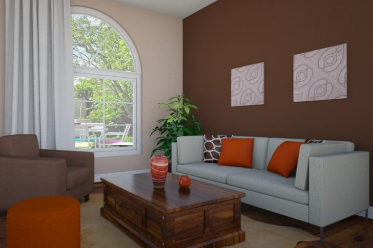 12 Colores Recomendados Para Destacar Una Pared Pintomicasacom