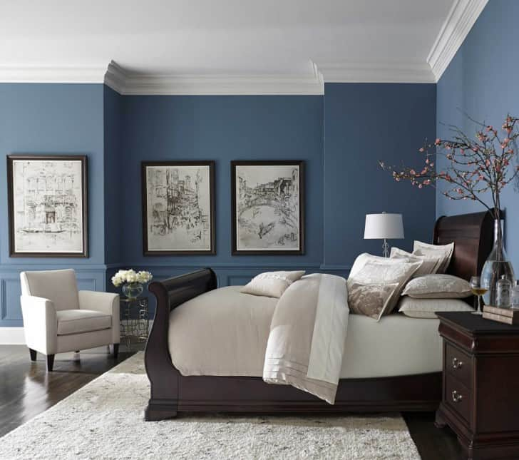 Pintomicasa Comideas De Colores Para Dormitorios Matrimoniales Pintomicasa Com