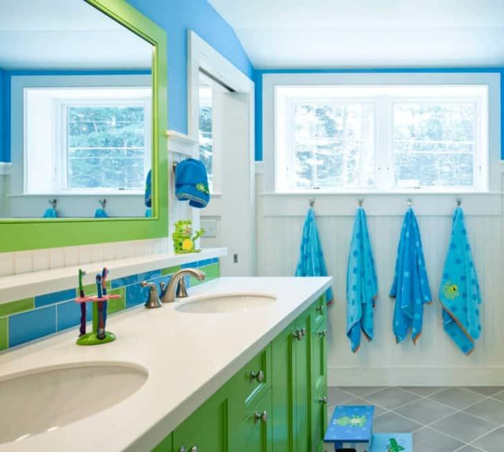Colores Para Combinar Con Verde En Paredes Y Decoración