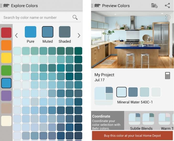 App Color Smart