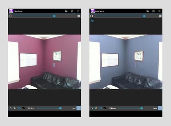 App Paint Tester