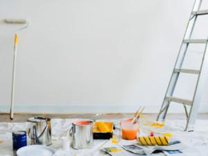 Cómo preparar las paredes antes de pintar