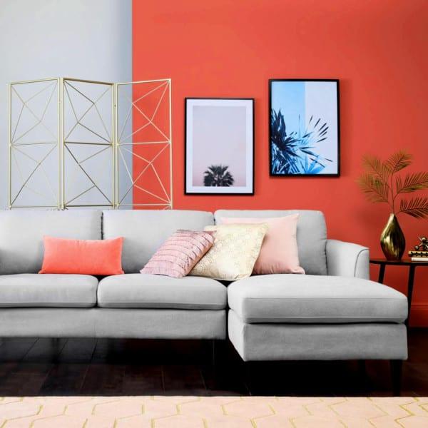Interior color coral