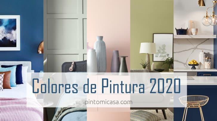 Portada colores de pintura 2020