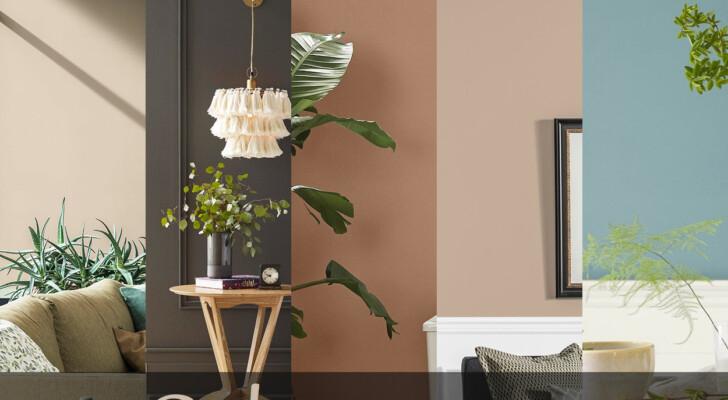 Colores de pintura interior 2021